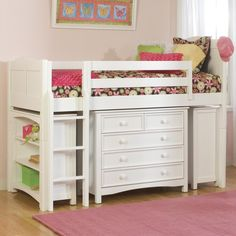 Bolton Furniture Cottage Twin Loft Bed