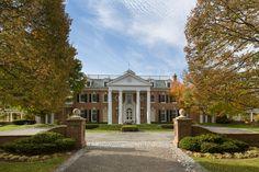 Georgian mansion :: Dutchess County, New York