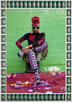 Hassan Hajjaj - Artists - Taymour Grahne