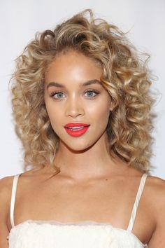 Harper's Bazaar — 28 Curly Celebrity Hairstyles We Love Model...