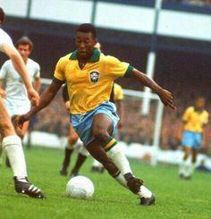 Pele 10, brasileño