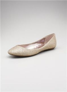 Steve Madden Scooped Out Ballet Flat. The perfect flat!