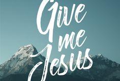 Give Me Jesus // BethelMusic