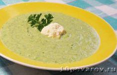 Суп-пюре из брокколи со сливками и цветной капустой Ethnic Recipes, Food, Meals
