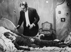 "Rudolf Klein-Rogge, Gertrude Welcker, ""Dr. Mabuse Der Spieler (the Gambler)"", directed by Fritz Lang, 1922"