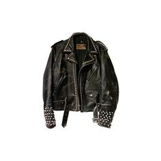 Christian Benner Custom ❤ liked on Polyvore featuring outerwear, jackets, tops, coats & jackets, genuine leather jackets, real leather jackets, leather jackets and 100 leather jacket