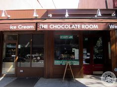 The Chocolate Room in Brooklyn, New York