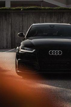 "Audi auf 21 ""Vossen Rädern - I Love Motorrad Luxury Sports Cars, Audi Sports Car, Audi Cars, Audi S6, Audi R8 V10, Fancy Cars, Cool Cars, Super Sport Cars, Super Cars"