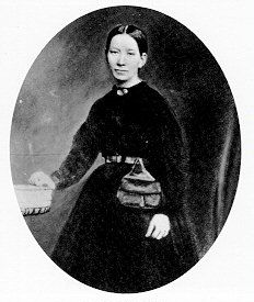 Captain Sally Louisa Tompkins served as a nurse during the Civll War and was the only woman commissioned as an officer in the Confederate Army.  Known as the Angel of the Confederacy, she insisted upon cleanliness in the hospital she supervised, likely preserving the lives of many people despite the era's poor understanding of the role of aseptic practices in preventing infection.