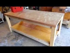 Wood Or Steel Workbench Build Vs Buy | Clever Wood Projects