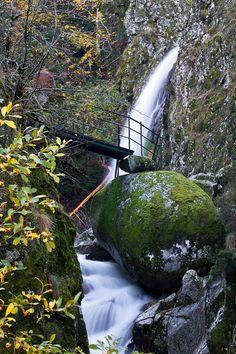 Waterfall, Manteigas Caldas da Rainha, PortugalEnjoy your Holidays in Portugal Read more about Portugal : www.enjoyportugal.eu OR https://www.facebook.com/enjoyportugalcountry PORTUGAL a small BIG country Enjoy Portugal