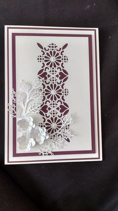 Christmas Flowers, Diy Christmas Cards, Xmas Cards, Christmas Projects, Die Cut Cards, Pop Up Cards, Spellbinders Cards, Card Companies, Heartfelt Creations