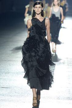 Paris Fashion Week, SS '14, Dries Van Noten