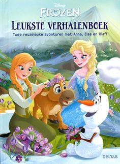 In dit verhalenboek van Frozen beleven Elsa, Anna en hun vriend Olaf weer de gekste avonturen. Ze willen een groot feest geven in het kasteel van Arendelle. Maar wanneer ze de bergen intrekken om krokussen te plukken, vinden ze een rendiertje dat hun hulp hard nodig heeft! In het tweede verhaal maken Elsa en Anna een rondreis langs naburige koninkrijken en leren ze een heleboel nieuwe dingen kennen. Alle mensen zijn nieuwsgierig naar Elsa's magische krachten, maar zal ze die ook laten zien?