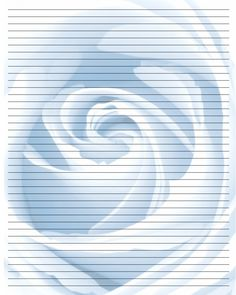 pretty writing paper printable - Google Search