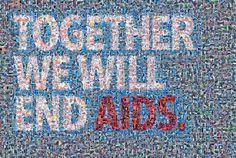 Creative moves :: 에이즈 막기 위한 313개의 손이 모이다