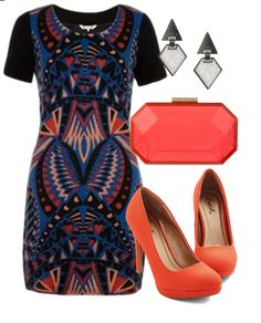 In the App: Mod dress, How to style it!