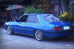 1983 Mitsubishi Galant!