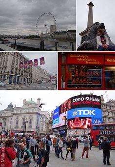 1 dia em Londres
