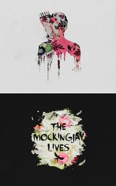 """This is a pirate transmission from District 13 with a message."" - #Mockingjay"
