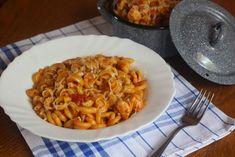 Kuřecí rendlík s těstovinami vše v jednom recept Gnocchi, Macaroni And Cheese, Ethnic Recipes, Mac And Cheese