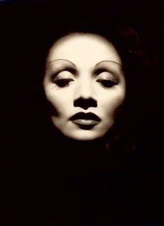 Marlena Dietrich, by John Engstead, 1935.