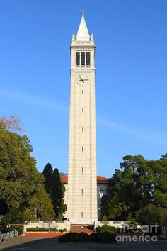 The Sather Tower, known as the Campanile, is located in the Berkeley campus of theUniversity of California, USA. Another tower of 307 feet, it has 61 bells ...