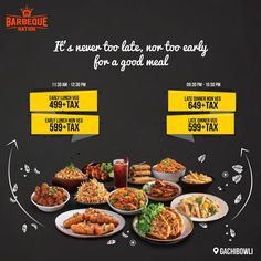 buffet grill barbeque restaurant near you. Exciting Offers on lunch dinner with our trademark. Barbeque Nation, Hunger Strike, Vegetarian Menu, A Table, Thursday, Cravings, Buffet, Grilling, Good Food