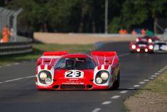 Porsche 917K - Chassis: 917-5LT - Driver: Carlos Monteverde / Gary Pearson / Andrew Smith / Joe Twyman - 2014 Le Mans Classic