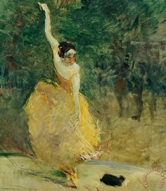 The Spanish Henri De Toulouse-lautrec, Spanish Dancer, Development Board, Any Images, Image Search, Study, Beach, Artist, Painting