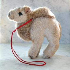 Isn't this Steiff camel beautiful?