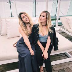 Mia Stammer and Alisha Marie