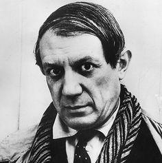 Pablo Picasso (1881 - 1973), a Spanish expatriate painter, sculptor, printmaker, ceramicist, and stage designer,
