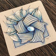 Zentangle Drawings – ZEN LINEA