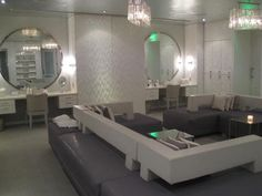 Ladies locker room & lounge, Silver Rain Spa, Ritz-Carlton, Georgetown, Grand Cayman