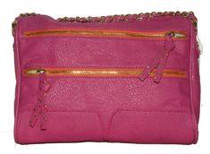 Steve Madden B Kenzee Crossbody Bag, Fuchsia Steve Madden-$35.00