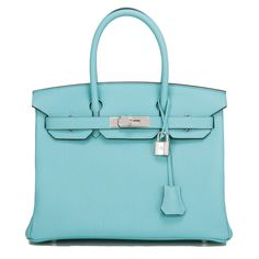 hermes blue electric togo birkin 35cm palladium hardware