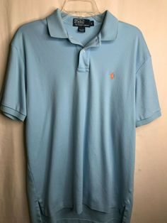 44e17b259 Banana Republic Polo Shirt Men's Extra Large Cotton Light Blue Pique Knit  in Clothing, Shoes & Accessories, Men's Clothing, Shirts, Casual  Button-Down ...
