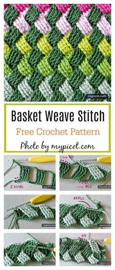 2118 besten Handarbeiten Bilder auf Pinterest in 2018 | Crochet ...