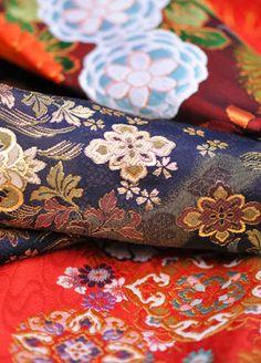 kimono fabric/着物生地