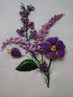 Free Embroidery Patterns around the Web – Needle'nThread.com