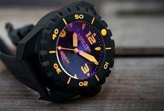 Fancy - Lum-Tec 500M-3 Diver Watch