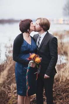 Fall Wedding in Sweden by Love Birds Photography, Singapore.
