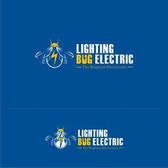 Freelance Project - Lighting Bug Electric needs a wicked new logo design! by yutakadeka