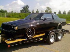 Article written by me: Garage Built Grand National Going Road Racing | Street Legal TV