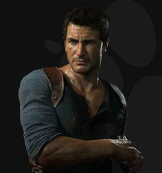 Older Nathan Drake redesign for PS4. He looks absolutely amazing. So excited to play this game!