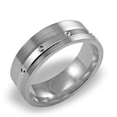 Engagement & Wedding Titanium Ridged Edge Black Enamel Braid Design 6mm Wedding Ring Band Size 6.50 Harmonious Colors