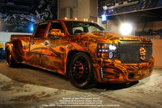 pimped out trucks - Google Search