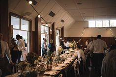 Amber + Justin Wedding Reception - Audley Dance Hall