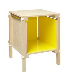 Inside out - night stand by Minale-Maeda